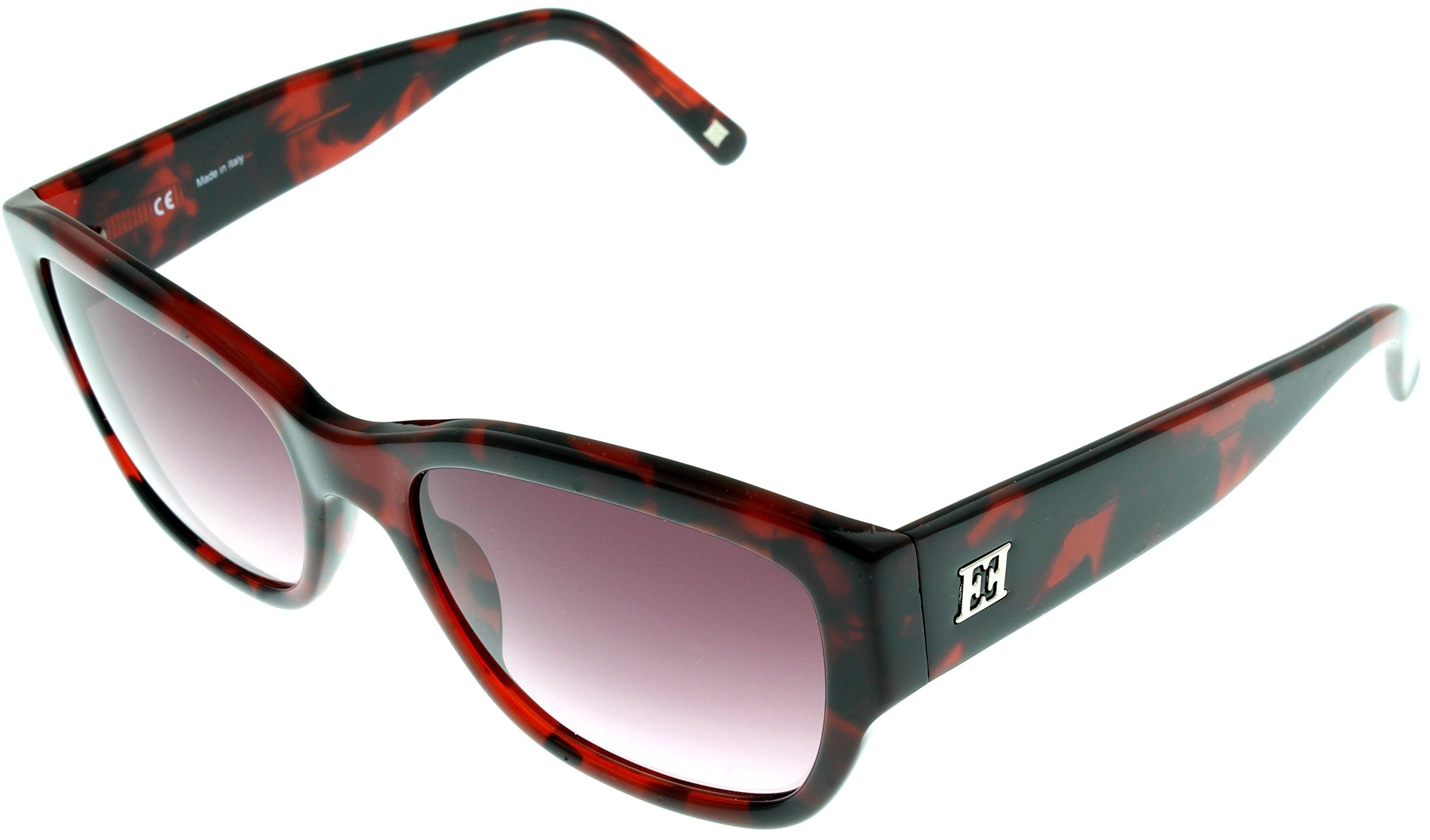 5d12a25ecde Size  Lens Bridge Temple  Made in  Italy. Find this Pin and more on Best Women  Sunglasses by fashionotalk. Escada Sunglasses Red Havana Womens SES 190 ...