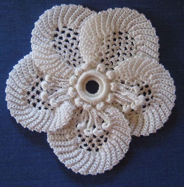 Ravelry: Irish Crochet Lovers | Crochet Flowers | Pinterest | Irisch ...
