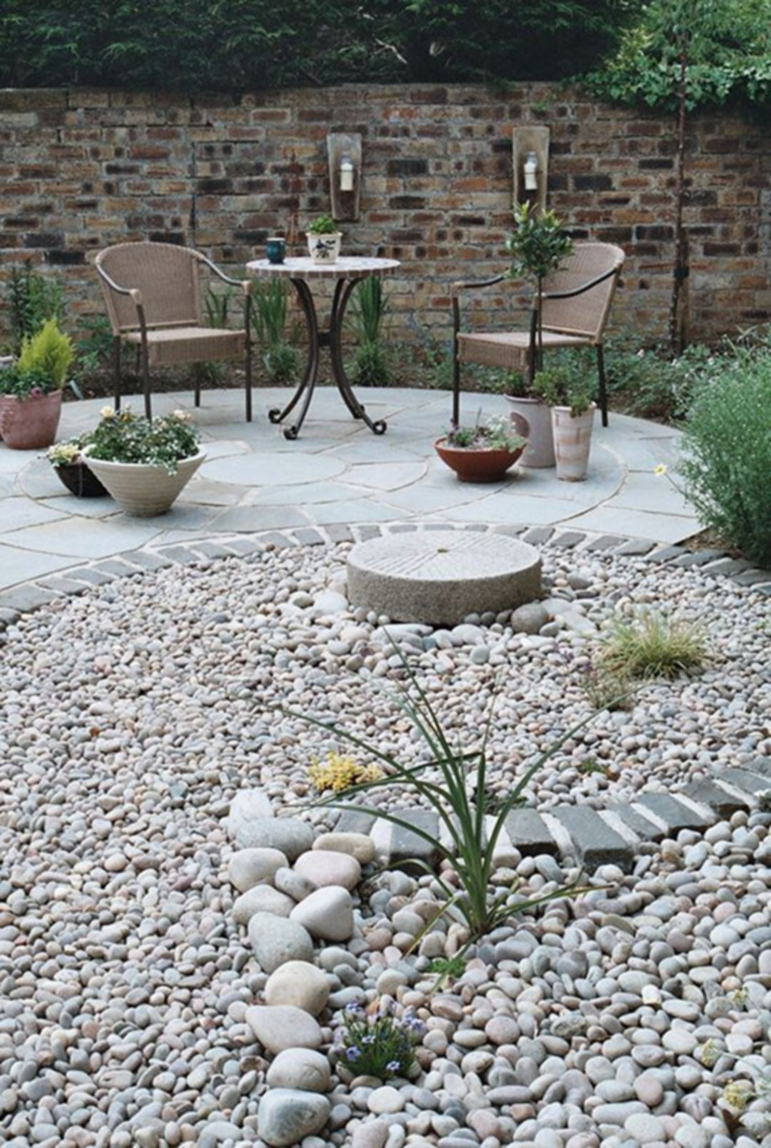 20 Gorgeous Zen Garden Design Ideas For Inspiration Backyard Garden Landscape Small Courtyard Gardens Backyard Landscaping