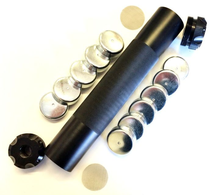 This Is Our All In One Complete Quot Viper Kit Quot Solvent Trap