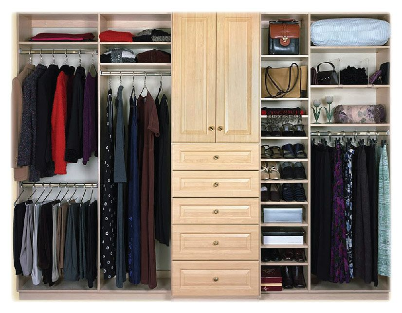 Womens Custom Closets Nj Walk In Closet Organizers Design