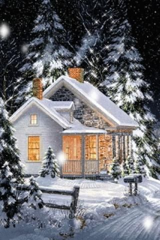 Winter Scenery Live Wallpaper Download