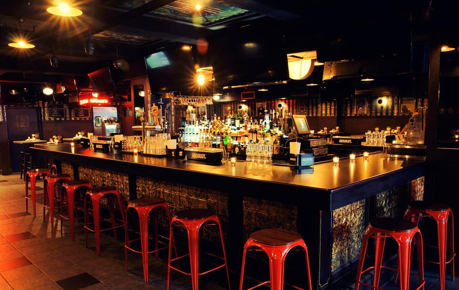 The Mean Fiddler Karaoke Bar, Hockey Bar in Manhattan