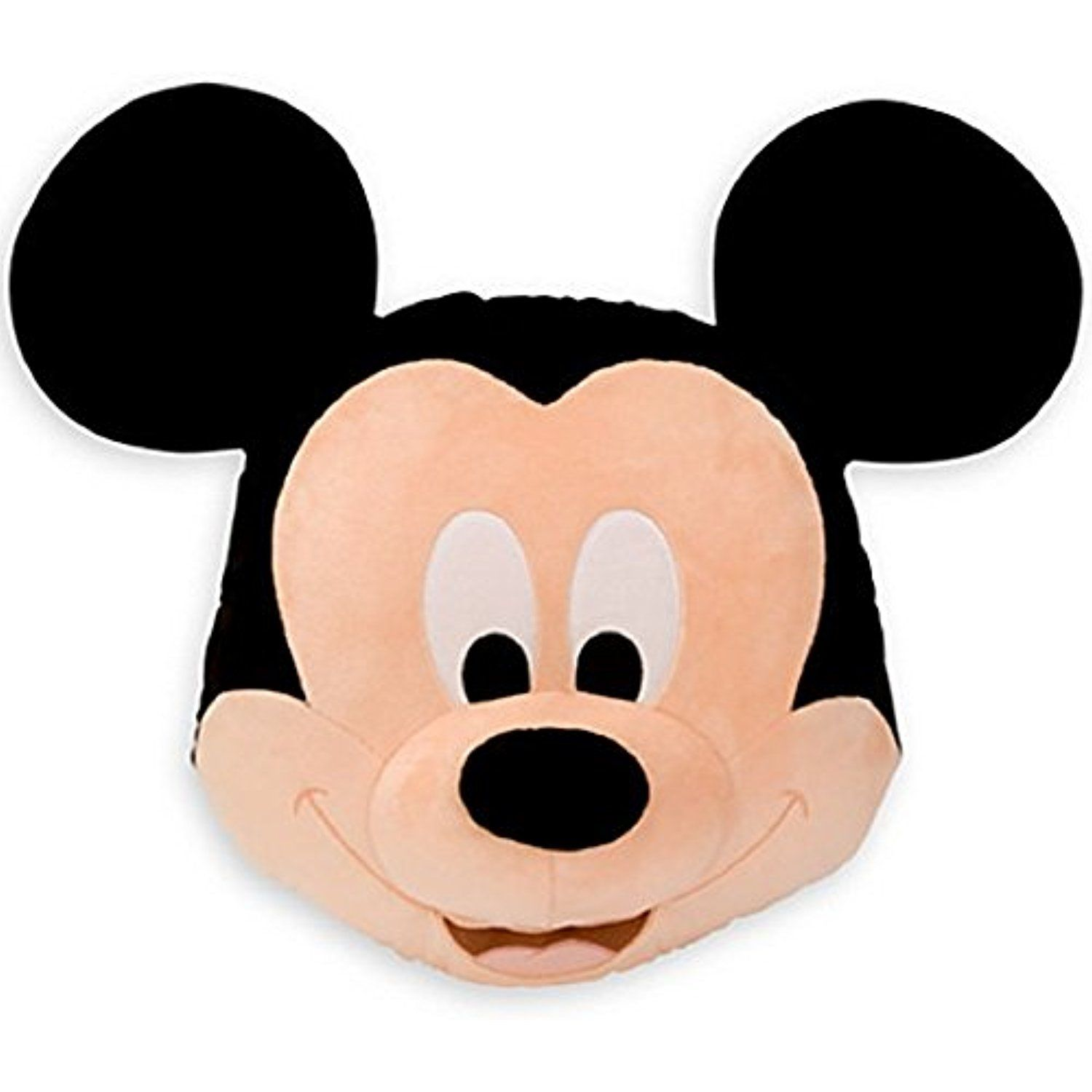 Mickey Mouse Plush Head Cushion Pillow To view further