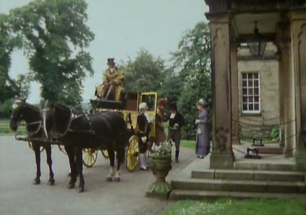 Renishaw Hall Bbc S Pemberley Pride Prejudice 1980 Pride Prejudice Jane Austen Movies