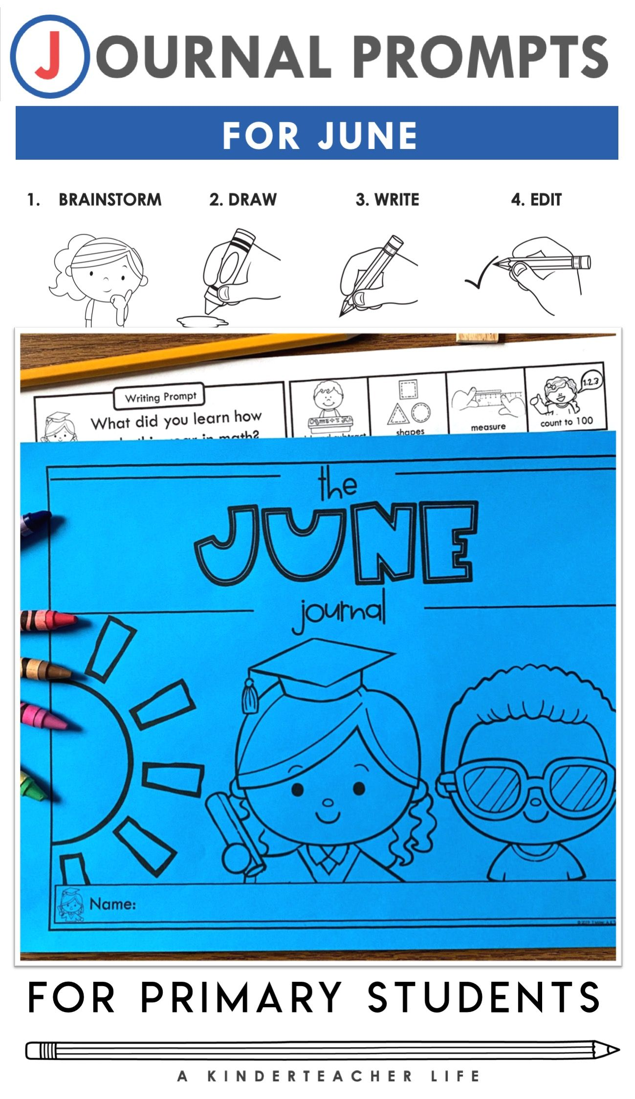 June Journal Prompts In