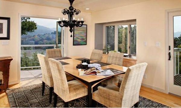 esszimmer gestalten mischen sie den traditionellen stil mit zeitgen ssischen akzenten. Black Bedroom Furniture Sets. Home Design Ideas