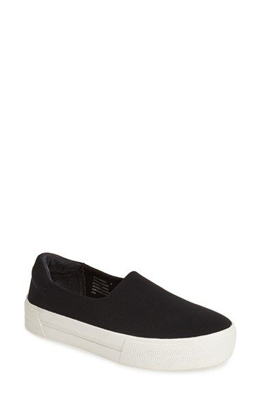 Steve Madden 'Booombox' Slip-On Platform Sneaker (Women)