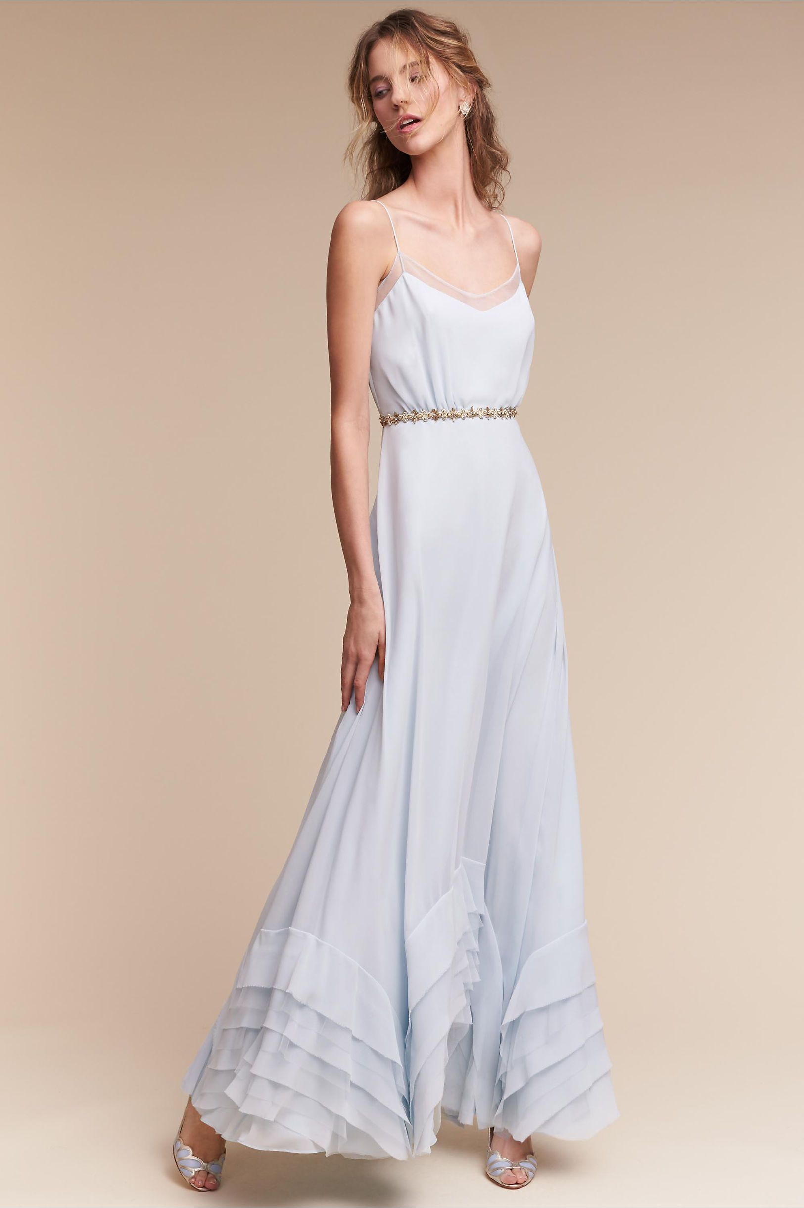 BHLDN Light Blue Dove Dress in Sale BHLDN jazzyjack Pinterest