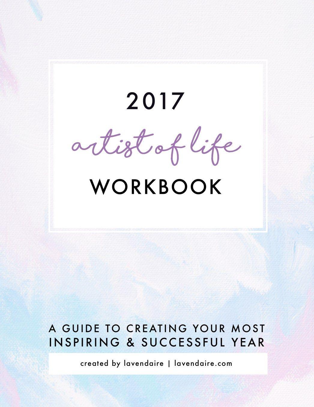 2017 artist of life workbook digital goal digital and artist 2017 artist of life workbook digital fandeluxe Images