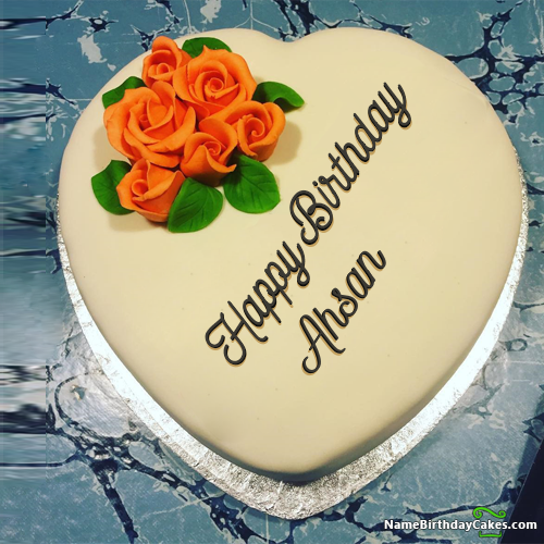 Happy Birthday Ahsan Video And Images In 2019 Name