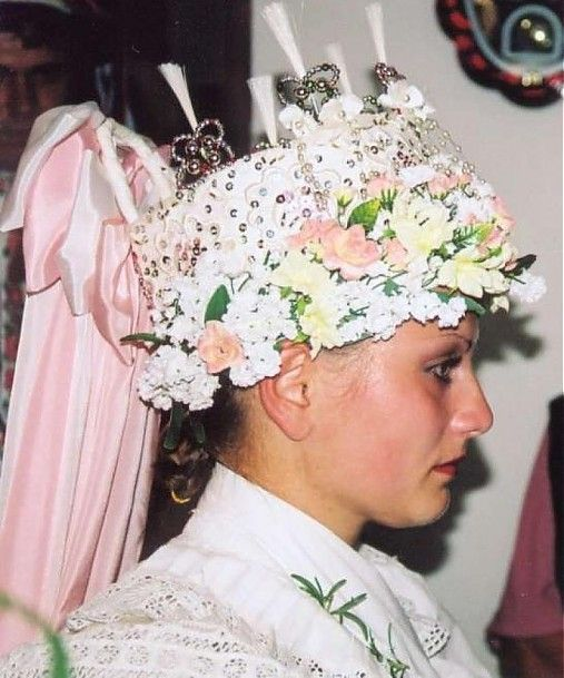 ADA.etno.art / Parta - svadobný veniec