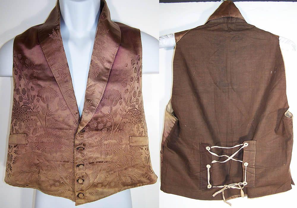 Gentlemen's victorian vest 28A7nFNg