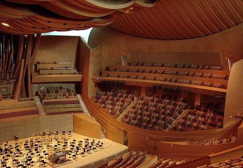 Disney Music Center Disney Music Walt Disney Concert Hall Concert Hall