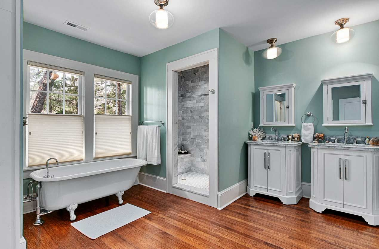 Bathroom Paint Colors For Small Bathrooms Home Furniture Gable And Cool Color With Vanity Within Co Green Bathroom Bathroom Color Schemes Bathroom Paint Colors