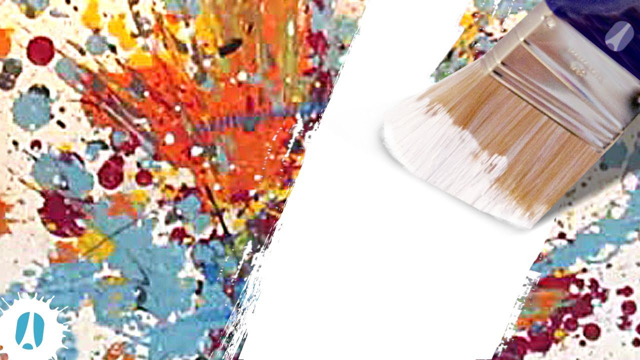 How To Reuse Recycle An Old Canvas For Painting Using Gesso Artsandc Painting Canvas Art Diy Artwork