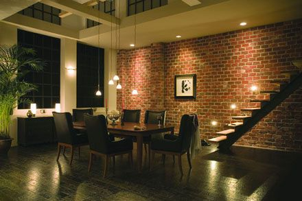 Brick Wall Light: brick ...,Lighting