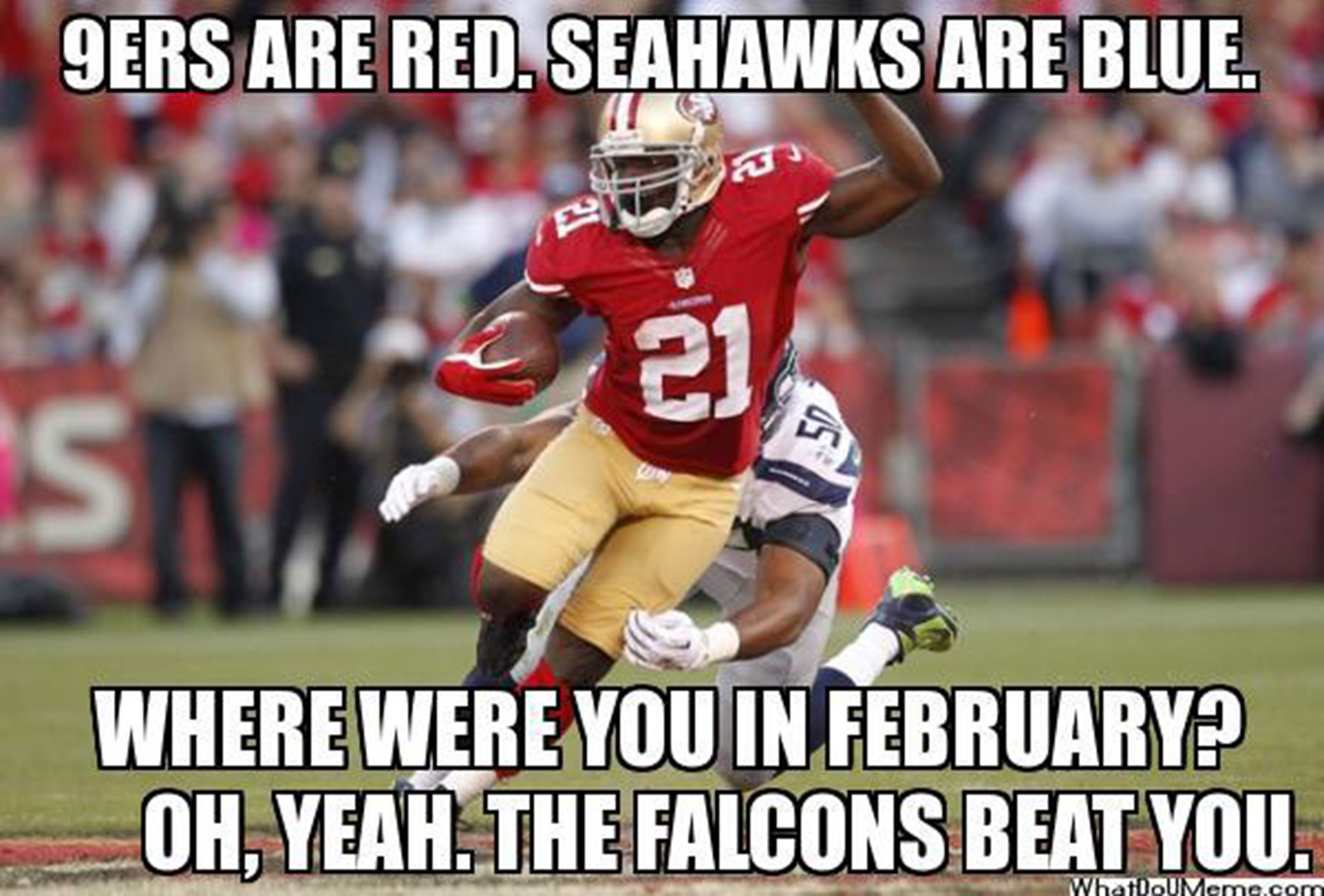 Poetry In Motion You Get It You Get It Funny Nfl Nfl Funny Sports Memes