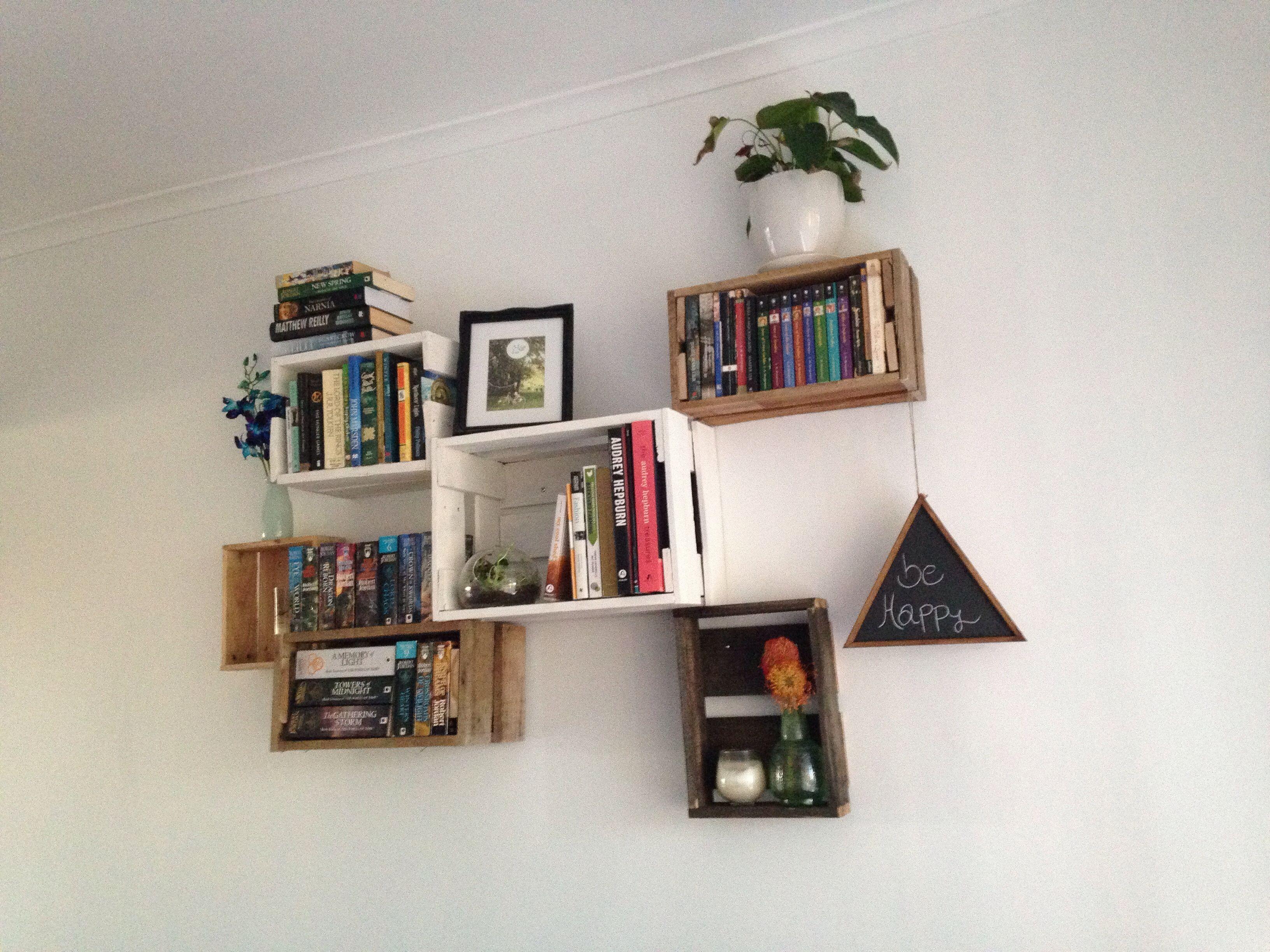 Artistic Shelves
