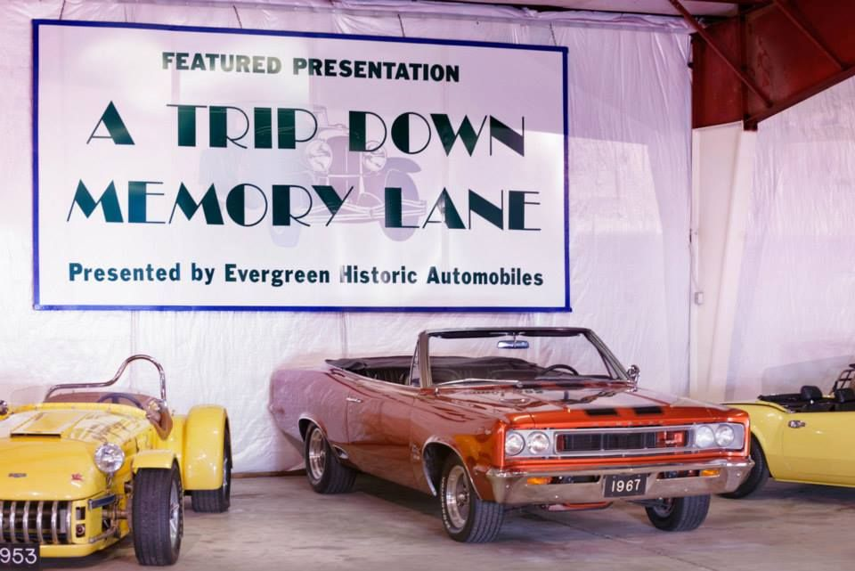 Evergreen Historic Automobiles And Classic Cars Lebanon Mo Classic Cars Evergreen Historical