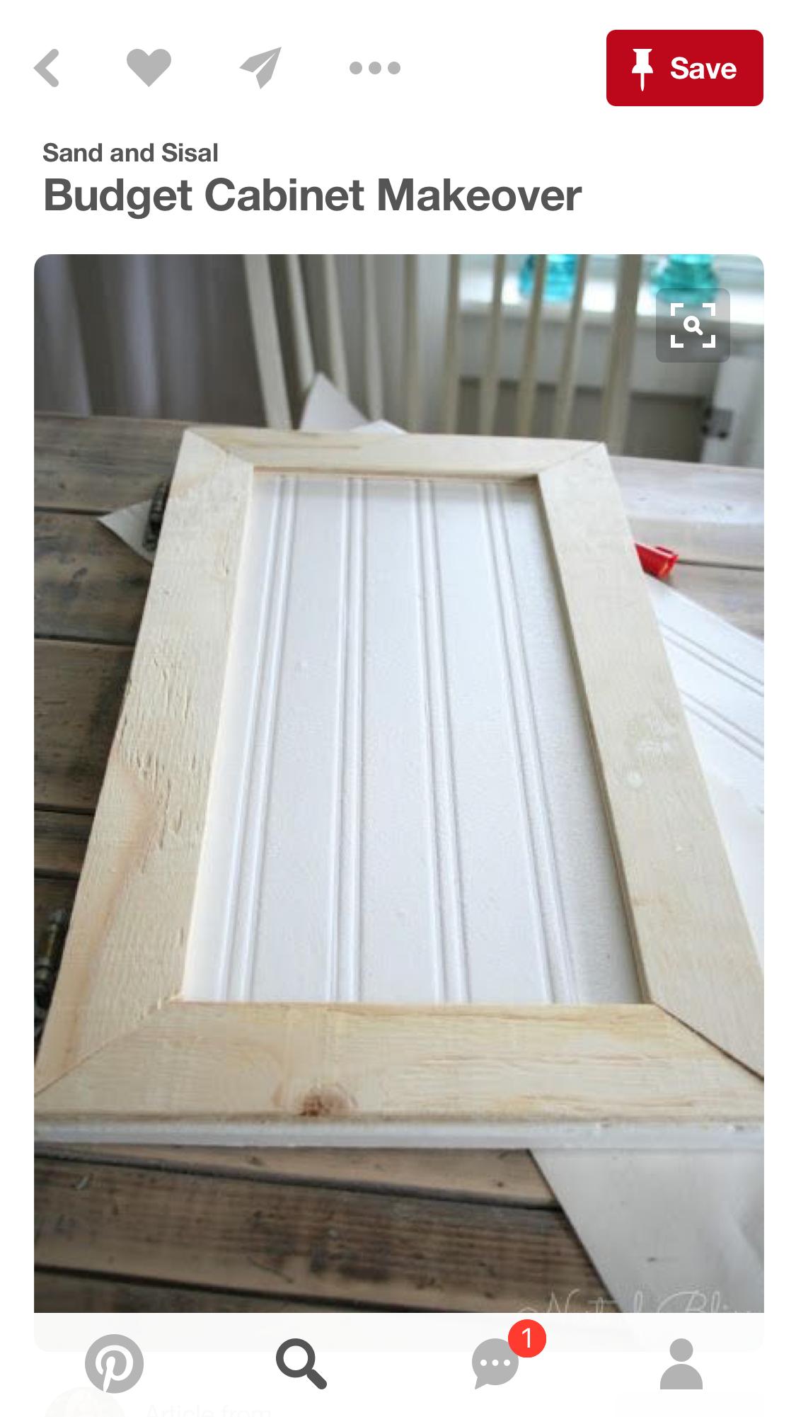 Image by Megan Klug on Home remodeling Beadboard