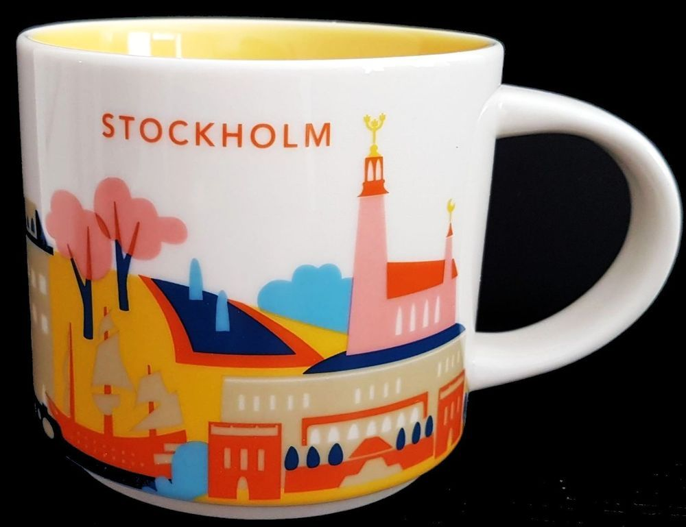 Mug Here Yah Starbucks Cup 011059107 Coffee Sweden You Stockholm Are NnwOPXkZ80