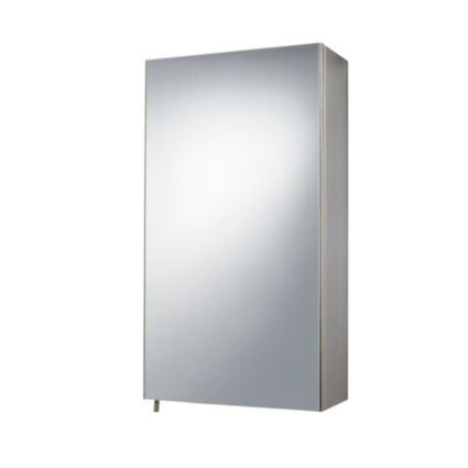 Fonteno Single Door Mirror Cabinet Image 1 Mirror Cabinets Single Doors Amazing Bathrooms