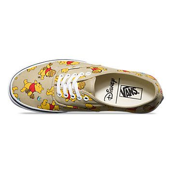 b44940973034b8 Disney Authentic- Winnie the pooh - shoes - vans - heat transfer - heat  press