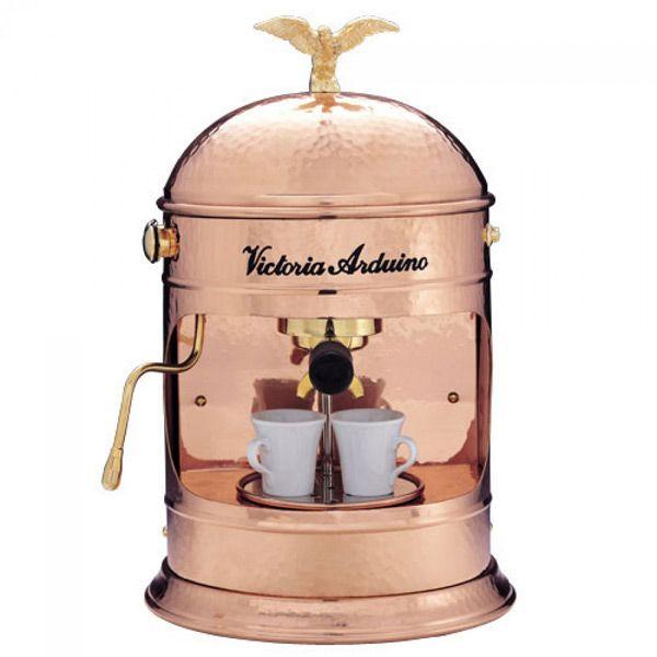 Machine A Cafe Victoria Arduino Venus Family Cuivre Home Coffee Machines Espresso Coffee Machine Copper Coffee Maker