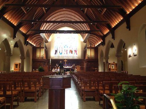 Dahlgren Chapel At Georgetown University In Washington DC