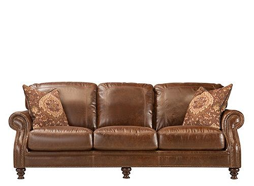 Cheap Sofas Attractive durable and easy to clean this Fischer leather sofa is the perfect choice