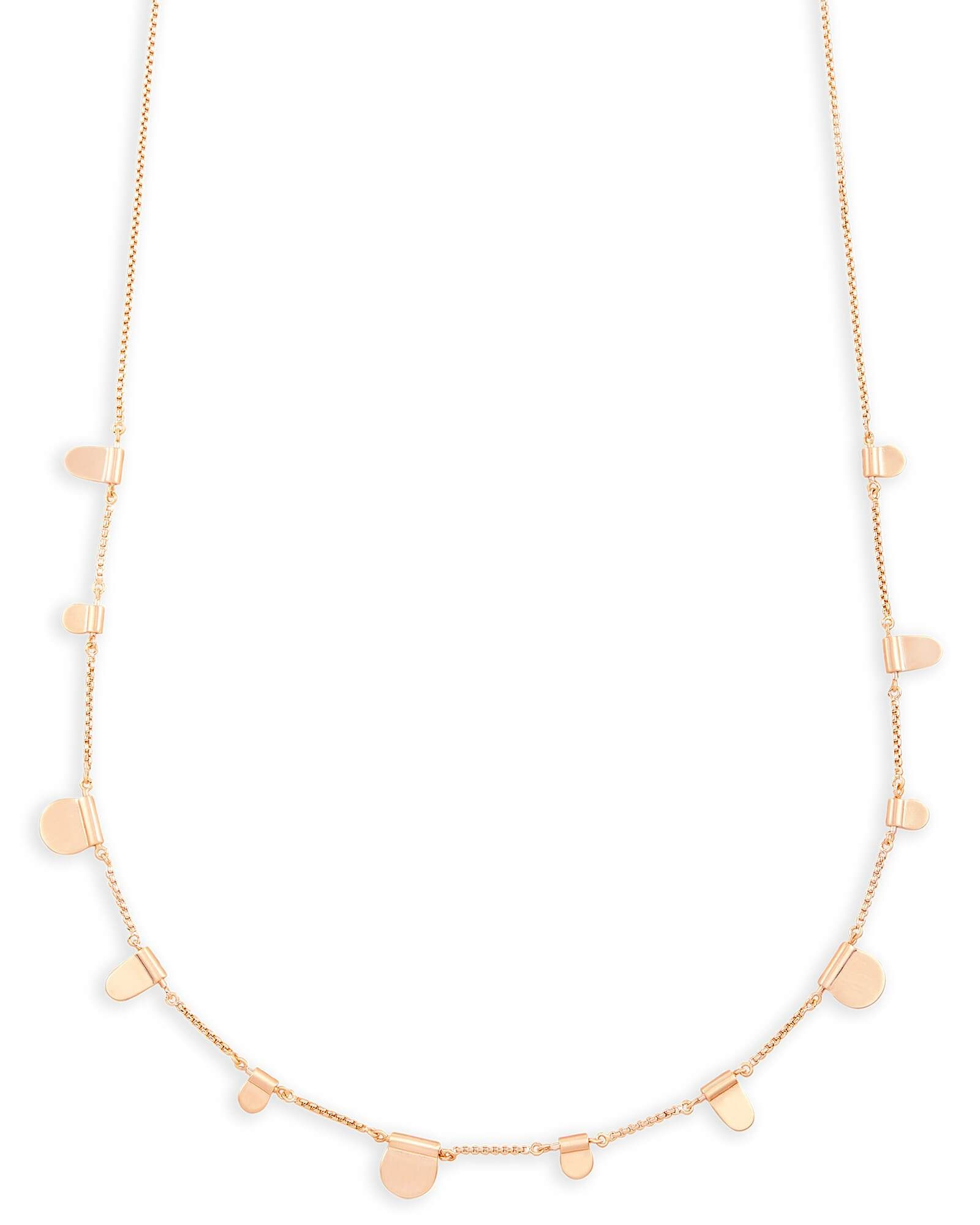 Kendra scott olive necklace in rose gold products