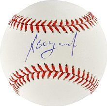 Xander Bogaerts Boston Red Sox Autographed Baseball - Fanatics Authentic Certified - Autographed Baseballs