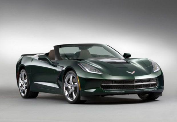 Corvette celebra el lanzamiento del Stingray Convertible con una edición limitada