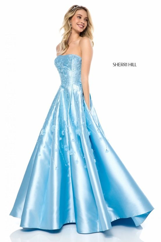 Sherri Hill #51830 | Prom Dresses #promdress | Prom Dresses | Pinterest |  Prom, Prom ideas and Dress fashion