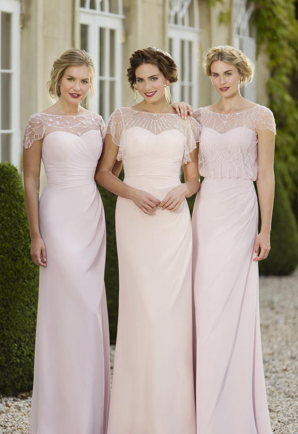 Luna Bridesmaids Dresses by Nicki Flynn | Kiki | True Bride ...