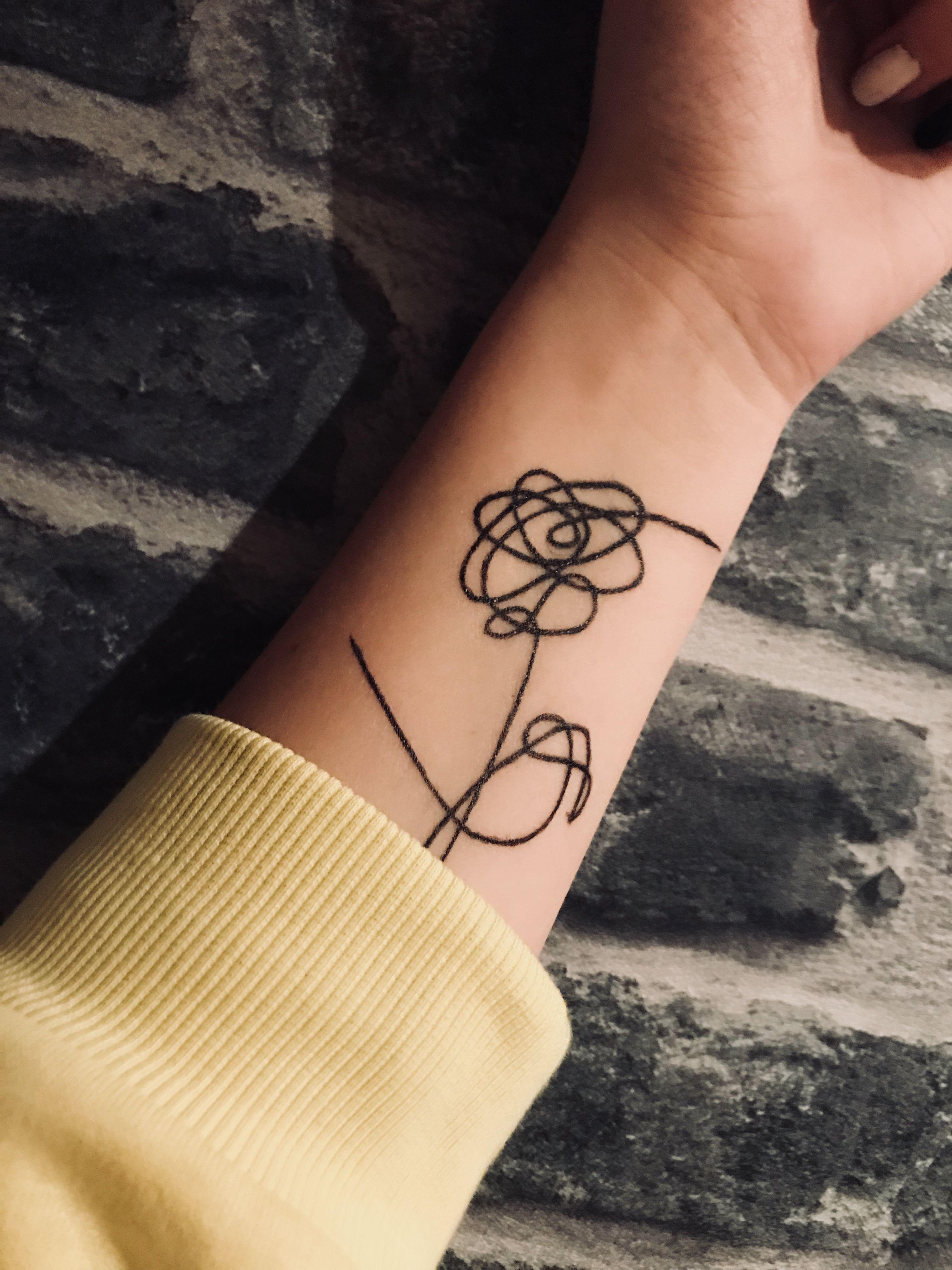 Pin by Katarina Jeftic on Symbols Bts tattoos, Kpop