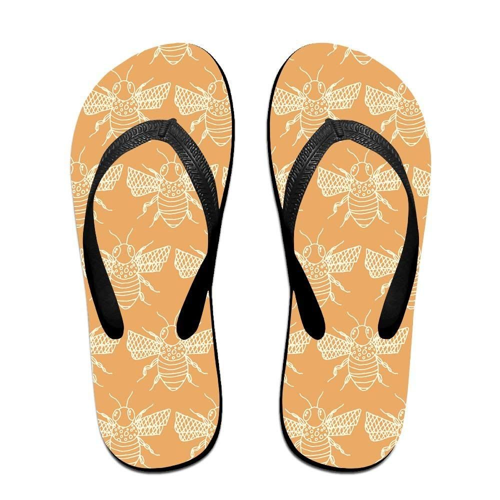 77cbea950b30 Couple Flip Flops Bumblebee Repeat Print Chic Sandals Slipper Rubber  Non-Slip House Thong Slippers -- Do hope that you actually do love our  photo. (This is ...