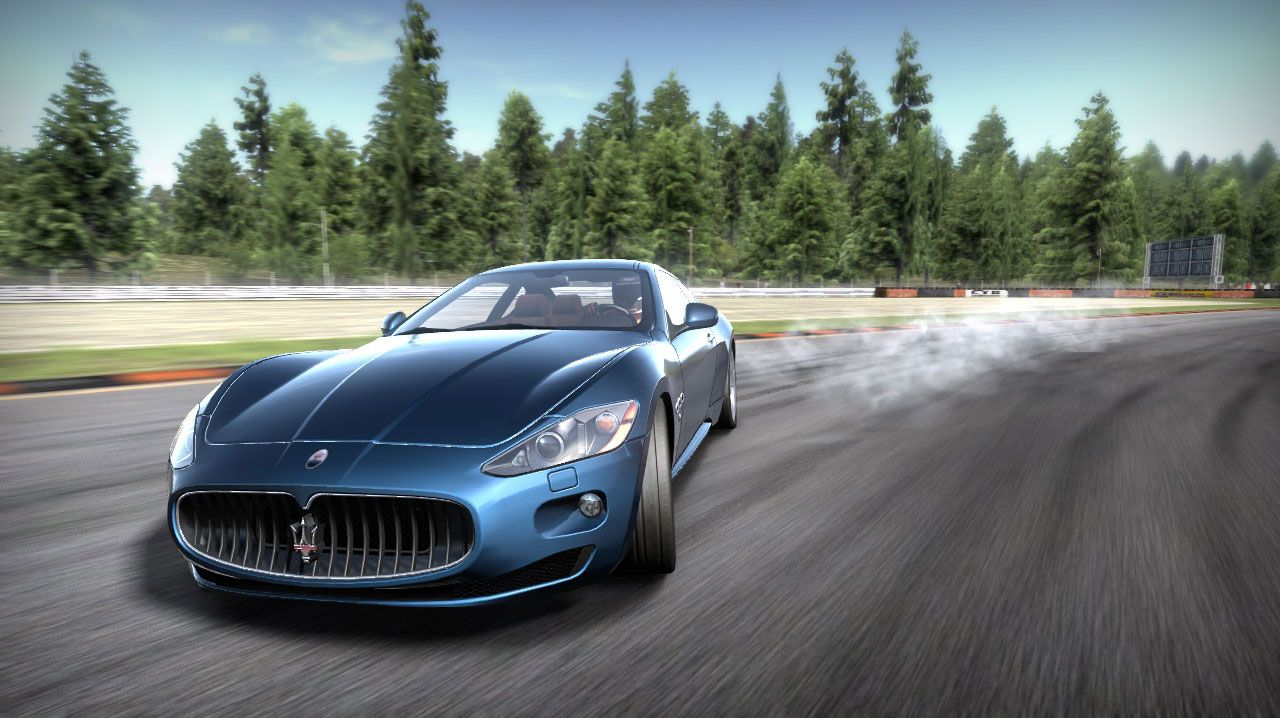 Beautiful Need For Speed   Maserati