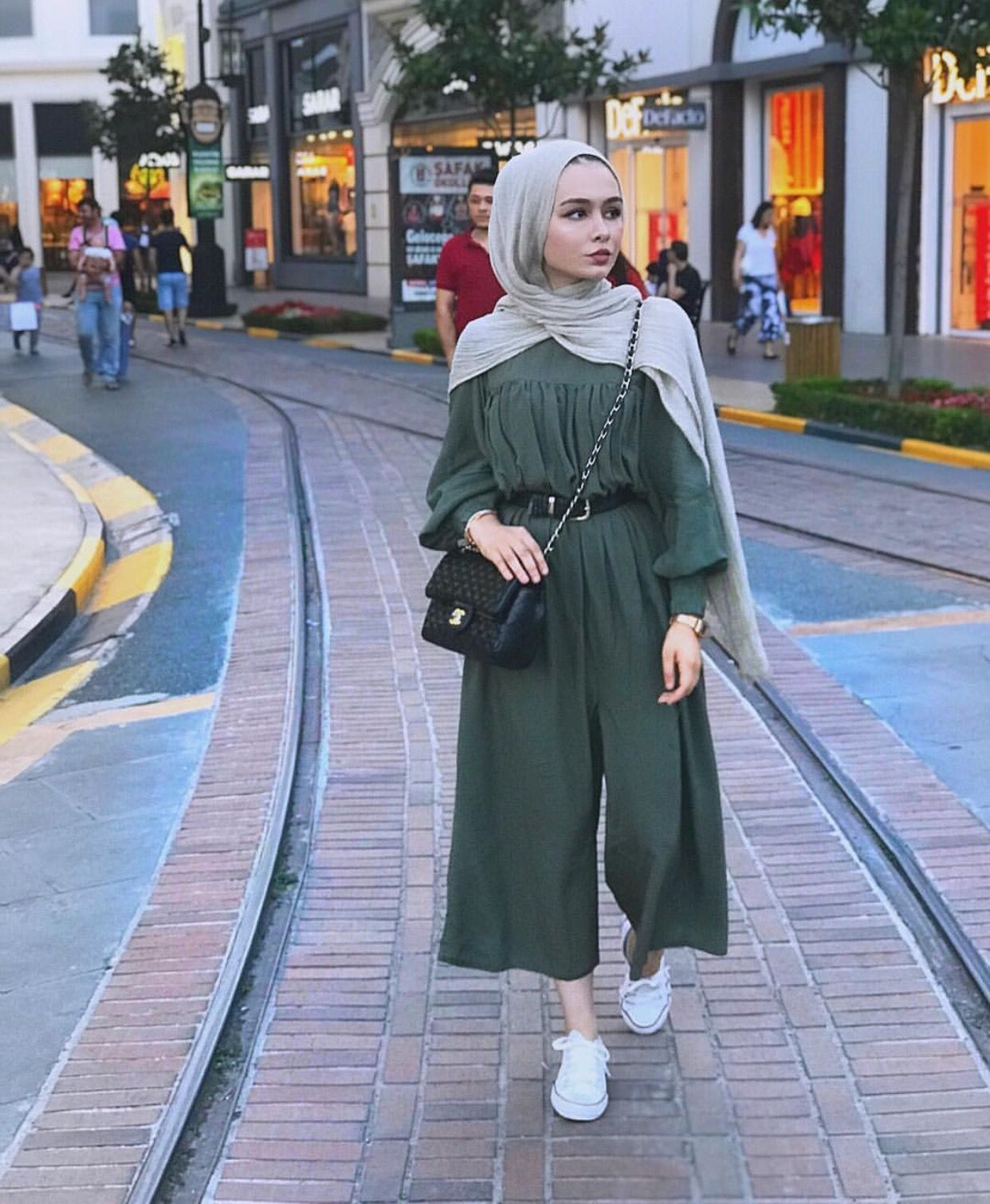 Pin On Hijab Outfit
