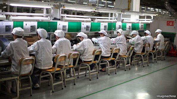"""Apple's Factories Are """"Sweatshops"""" — But They're Better Than Competition, Says Labor Activist"""