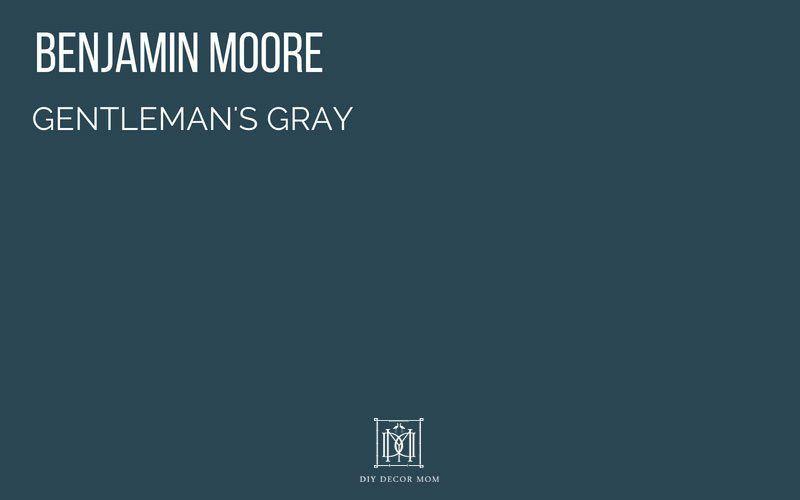 Benjamin Moore Hale Navy: The Classic Navy Paint Color ...
