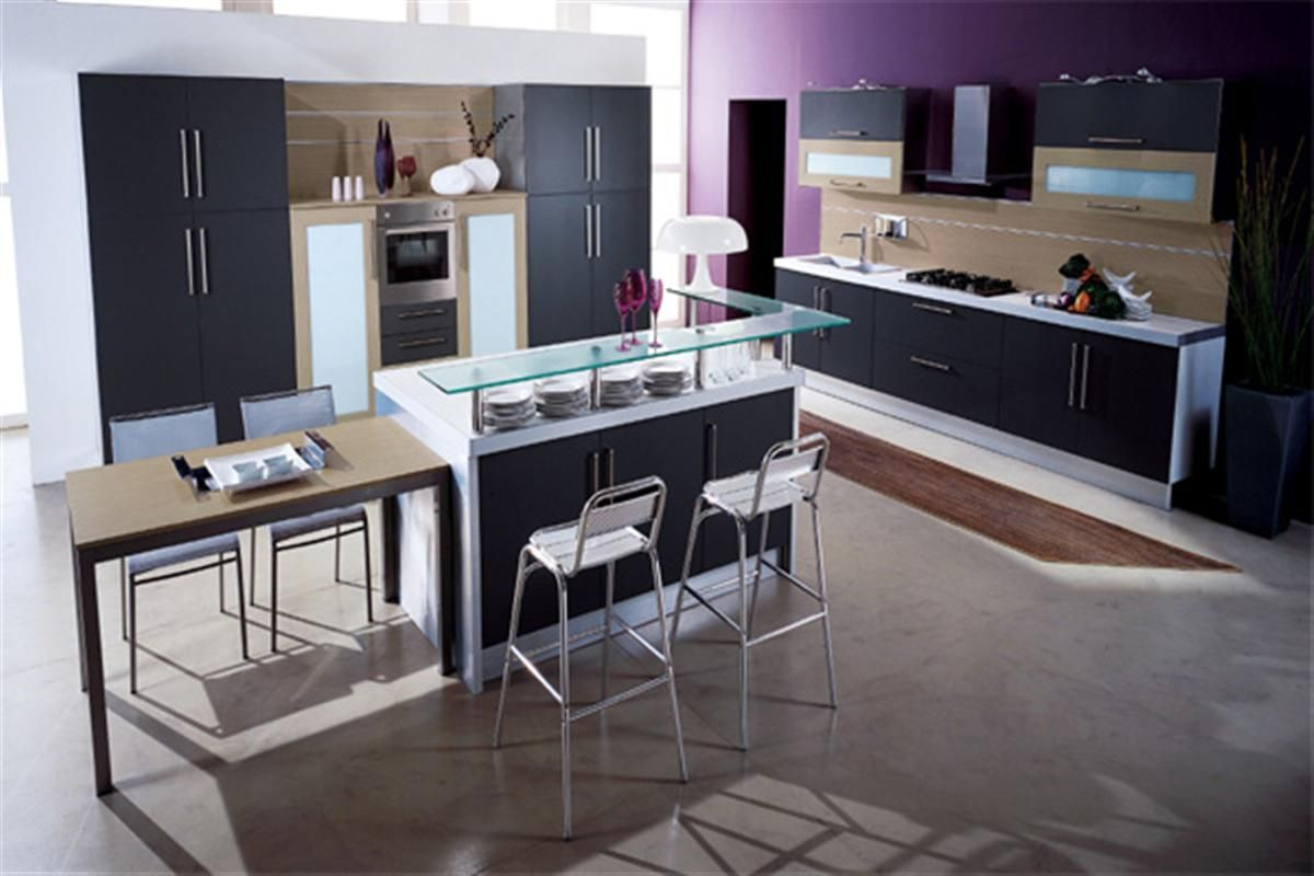 Best 12 Stylish Purple Kitchen Design Inspirations Gorgeous