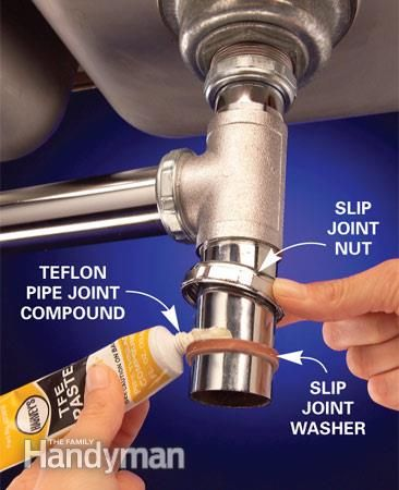 How To Unclog A Toilet Sink Or Drain Plumbing Repair Diy Plumbing Bathroom Sink Drain