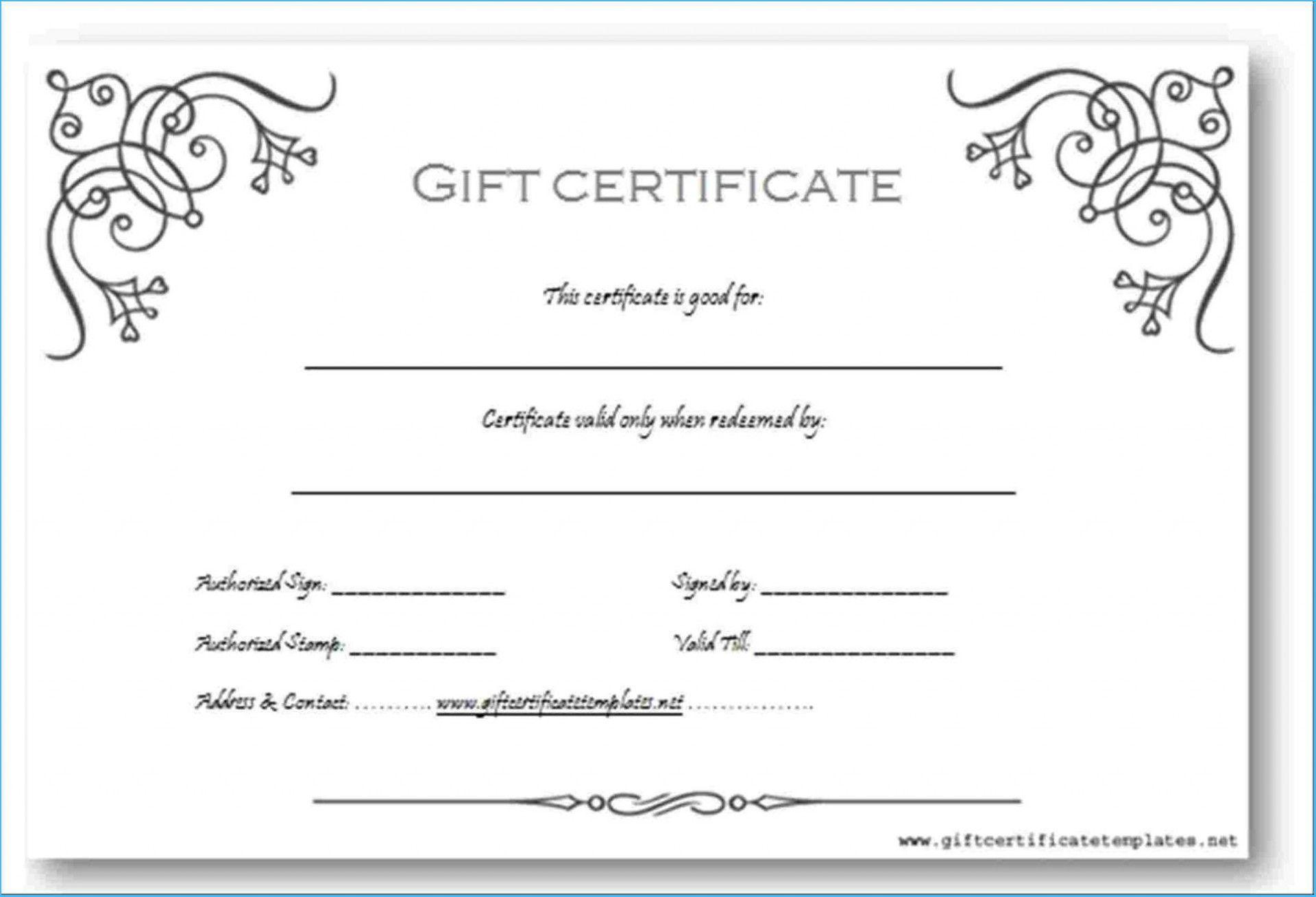 020 Template Ideas Printable Certificate Templates For Word Gift Certificate Template Word Free Gift Certificate Template Photography Gift Certificate Template