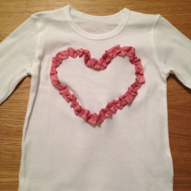Cute valentines T-shirt for Aj, didn't even take 20mins. Tutorial was on www.craftinessisnotiptional.com
