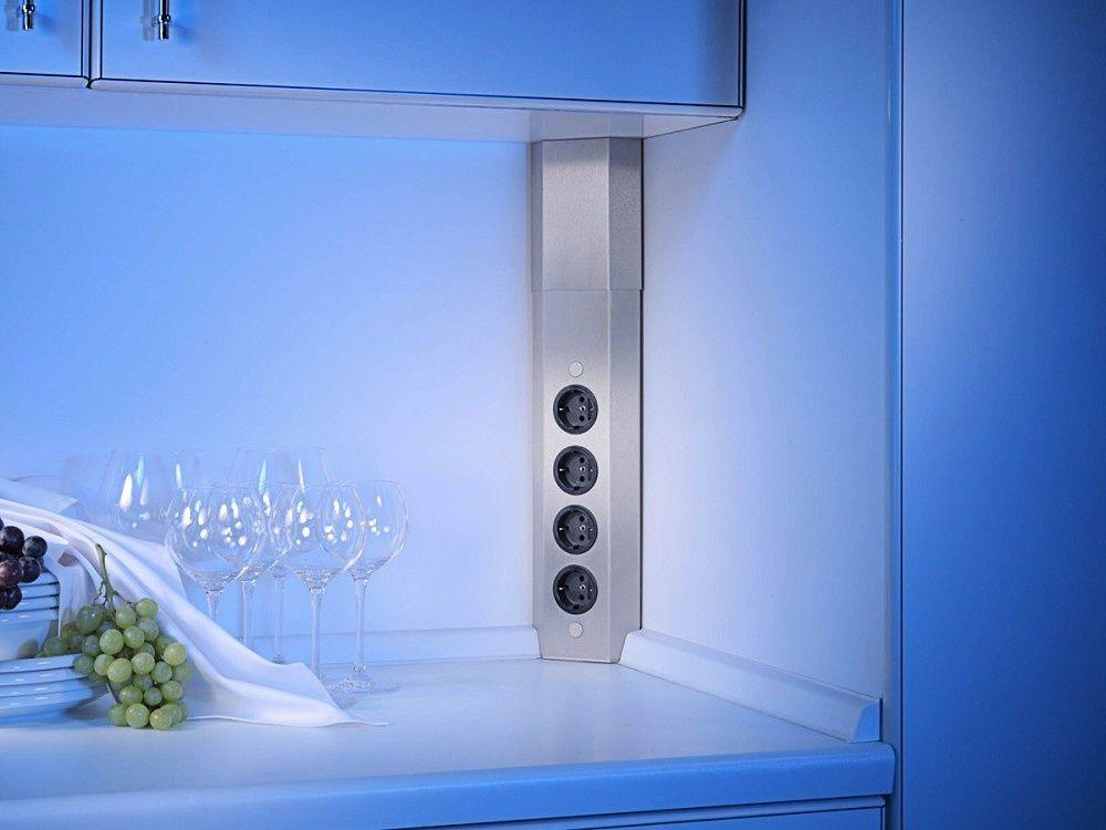Gerade Steckdosen Sind In Den Meisten Küchen Oftmals Zu Wenig