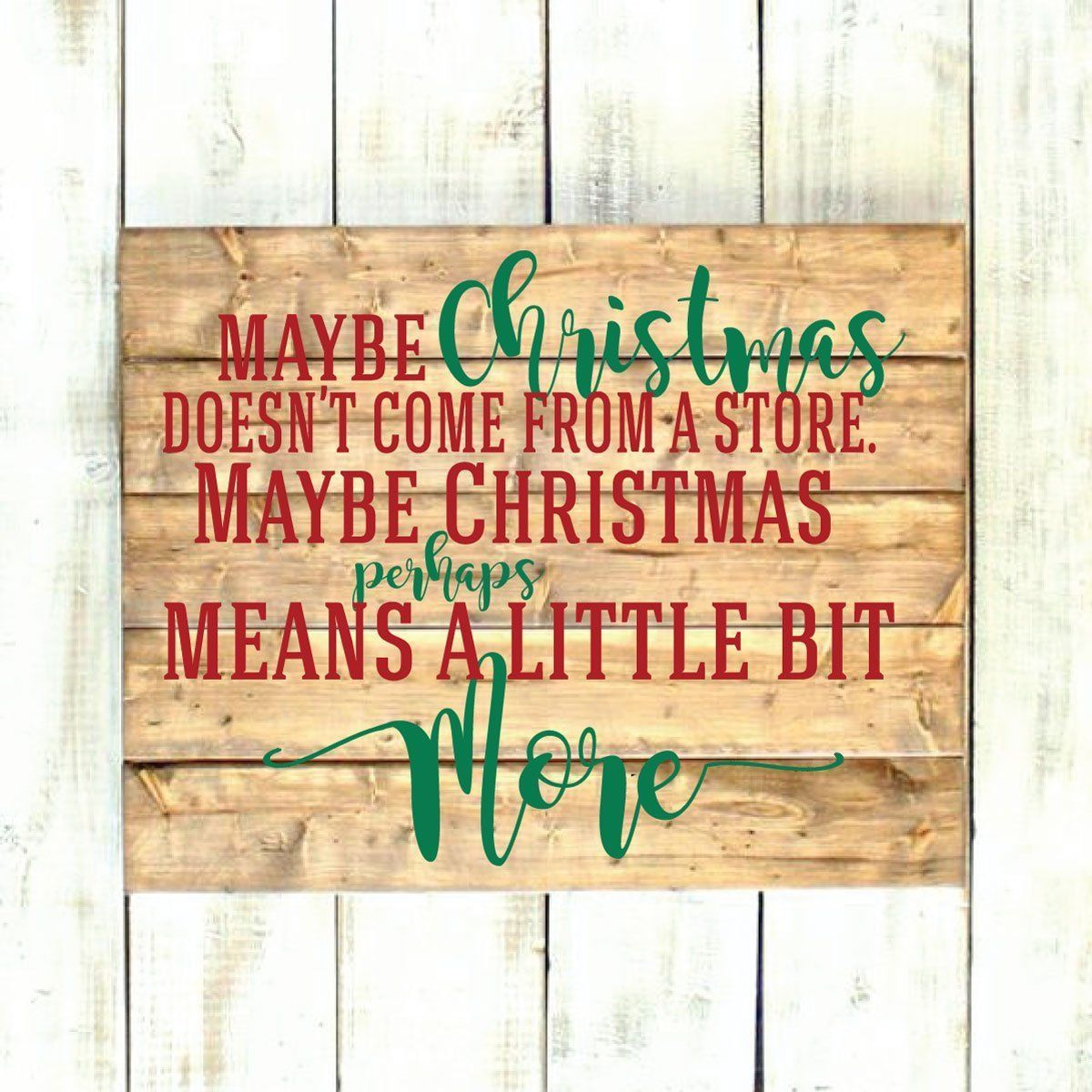 Christmas Decoration Decals for Wall, Window, Crafts, Gifts - Grinch ...