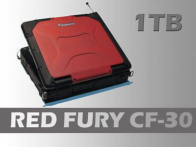 Panasonic Toughbook CF-30 4GB Intel Core 2 Duo 1.6GHz 1TB Touchscreen Red Fury https://t.co/LgHC8ysS58 https://t.co/wbmQglXgKT