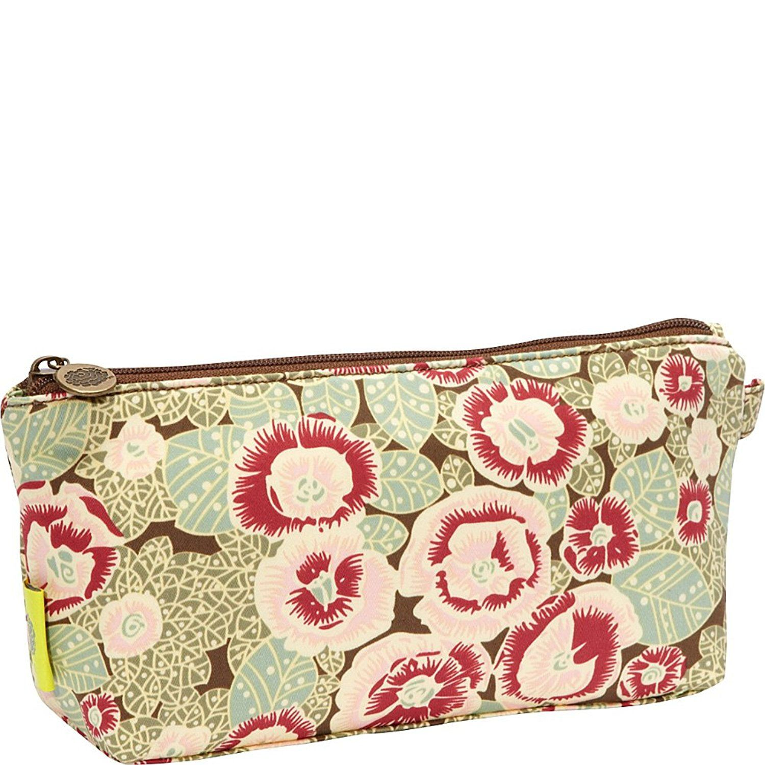 Amy Butler Carried Away Small Accessory Bag >>> Startling review available here  : Travel cosmetic bag